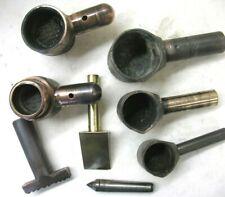8 assorted specialty soldering iron tips