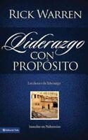 Liderazgo con Proposito / Leadership with Purpose : Lecciones de Liderazgo Ba...