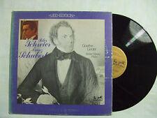 Franz Schubert/Peter Schreier–Lied Edition:Goethe Lieder-Disco 33Giri LP ITALIA
