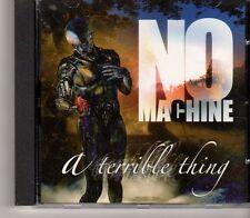 (GC59) No Machine, A Terrible Thing - 2007 CD