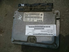 CENTRALINA INIEZIONE OPEL ASTRA G SW (98-04) 2.0 16V TIPO MOT.Y20DTH