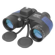 7X50 Astronomical Binoculars BAK4 For Adult With Rangefinder Compass Waterproof