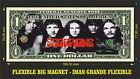 Scorpions IMAN BILLETE 1 DOLLAR BILL MAGNET