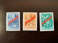 China 1959 - Mint never hinged stamps (MNH). Mi nr.: 466-468. (8G-34609) MV-549