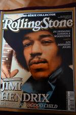 magazine Rolling Stone Collector Jimi Hendrixla saga du Voodoo Child