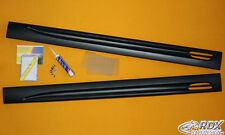 RDX Laterali VW Polo 6c gonne TUNING SPOILER BARRE IN ABS Gt-race