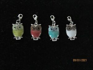 ZIPPER PULLS..DRESS UP YOUR JACKET ..PURSE  OR SWEATER