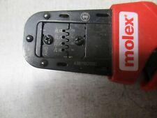 Molex Crimper 638118200D
