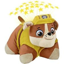 Nickelodeon Paw Patrol Pillow Pets Rubble Dream Lites Stuffed Animal Night Toy