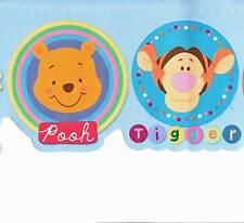 Disney's - Winnie the Pooh & Friends- NOW ONLY $3.95 - Wallpaper Border 78