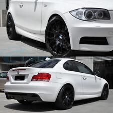"GTC Wheels GT-CR 19"" Gloss Black BMW 1 E82 E88 E87 135i 125i 120i 130i"