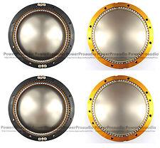 4PCS Replacement JBL 2445J JBL 2441J Diaphragm D16R2445 For  Horn Driver 16 Ohm