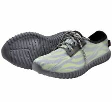 Rave Nicco Fashion Sneakers Rubber Shoes for Men - (GREY/GREEN) SIZE 42