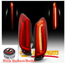 Left+Right Replacement LED Brake Signal Lamp Tail Light For 2013-18 Cadillac XTS