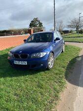 BMW 1 Series - M Sport - Blue - 57 Reg