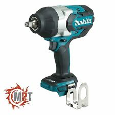 "MAKITA DTW1002Z 18V LXT  LI-ION  BRUSHLESS 1/2"" IMPACT WRENCH  TOOL ONLY DTW1002"
