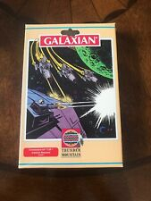 "Galaxian Commodore 64/128 Complete 5.25"" Floppy Disk Rare! Near Mint!"