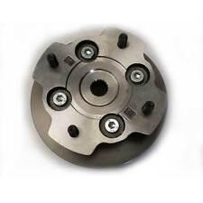 Bremsscheibe vorn mit Nabe für Microcar Virgo , neu vom Fachhändler