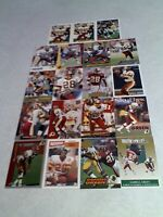 *****Darrell Green*****  Lot of 125+ cards.....65 DIFFERENT / Football