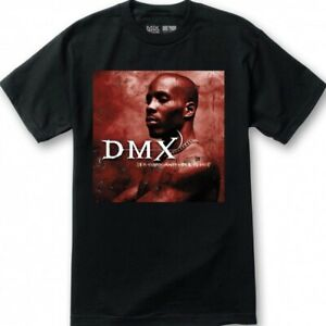 DMX Its Dark And Hell Is Hot T Shirt New S-4XL Ruff Ryders Long Live X