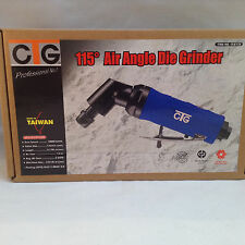 "1/4"" Angle Die Grinder 115 Degree Air Tool 18,000 RPM"