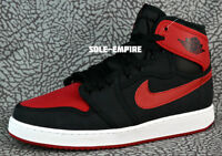 Nike Air Jordan 1 High OG KO AJKO Black Varsity Red White 638471-001 Bred Retro