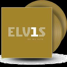 Elvis Presley - Elv1s 30 #1 Hits - New Gold Vinyl 2LP + MP3