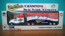 White Rose Collectibles NY Yankees World Series Champion - Limited Edition 1996