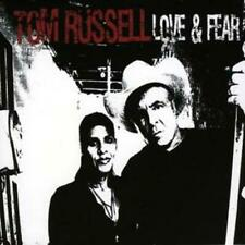 Tom Russell : Love and Fear CD (2006)