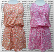 Floral Dresses for Women with Drawstring