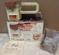 Vintage Robeson The Handy One Can Opener Gently Used In Box