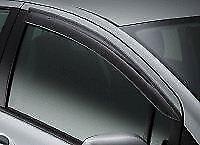 Genuine Toyota Yaris 3 Door 2005 On Wind Deflectors