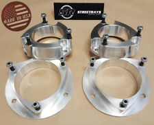 "[StreetRays] 2"" Billet Lift Kit Spacers for 02-07 Impreza & 98-08 Forester ALL"