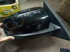 BMW E70 X5 07-13 MIRROR FOR RIGHT HAND SIDE BLACK SAPPHIRE METALLIC