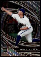 2020 Select Premier #153 Shun Yamaguchi - Toronto Blue Jays