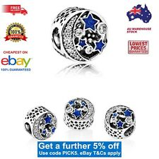 LIMITED EDITION Pandora Vintage Night Sky Openwork Charm 【AU Stock】Item 791992CZ