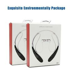 Lot of 3 :Wireless Bluetooth Headphones Earphone Sport 3.0 for Iphone/Android
