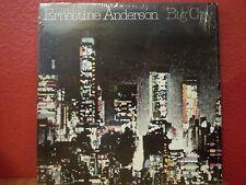 ERNESTINE ANDERSON Big City Hank Jones Jeff Hamilton '83 CJ-214  Soul Jazz LP