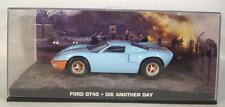 James Bond 007 Collection 1/43 Ford GT 40 - Die another Day #5584