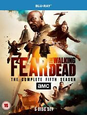 Fear the Walking Dead: The Complete Fifth Season (Box Set) [Blu-ray]