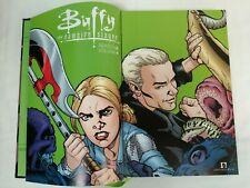 Buffy The Vampire Slayer Hardback Comic Book.  Season 8:Vol 4 Good Condition#971