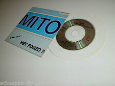 MAXI 3INCH CD MITO HEY FONZO !! MIT ADAPTER ZYX 8-5962