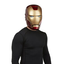 The Avengers Marvel Legends Iron Man Helmet Elektronische Maske Halloween Party