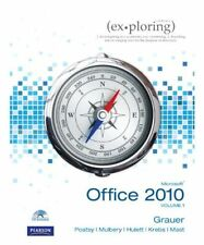 Microsoft Office 2010 Vol. 1 by Keith Mast, Cynthia Krebs, Robert T. Grauer,...