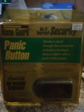 Brinkmann Home Guard Do It Yourself Security Panic Button No Wiring Required Nos