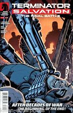 The Terminator Salvation Final Battle #1 (of 12) Comic Book 2013 - Dark Horse