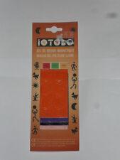 mosaïque, jeu de dessin (iotobo) caoutchouc magnétique (80 pièces de 20mm) (b)
