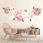 Wall Sticker Creative Peony Flower Mural Home Bedroom Art Diy Decoration 40*60cm