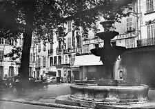 Carte BRIGNOLES Place Caramy La Fontaine Pub Kodak Ciné Lumière