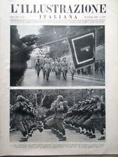 L'Illustrazione Italiana 20 Febbraio 1938 Falcone Venezia Troubetzkoy Futurismo